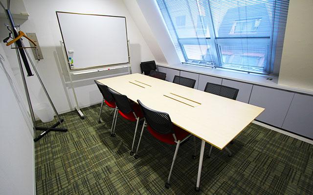 会議室C|METSオフィス日本橋兜町