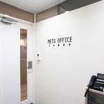 エントランス(ビル4階)|METSオフィス日本橋兜町