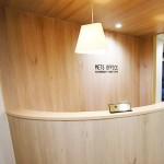 受付カウンター|METSオフィス日本橋兜町
