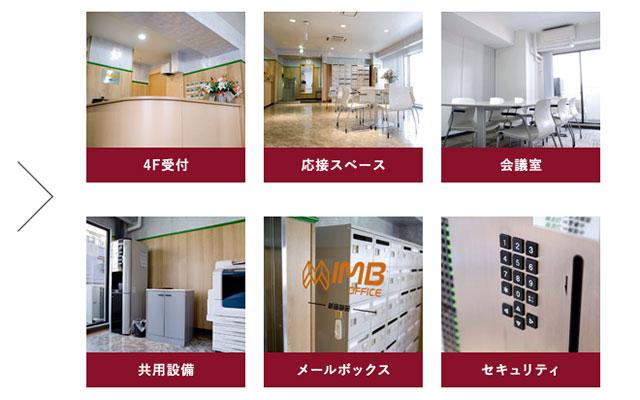 IMBオフィス新宿御苑