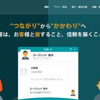Zendesk Chatトップ